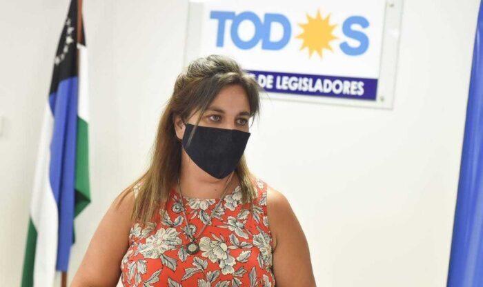 """""""Ni una menos"""": Salzotto trabaja en acciones para la igualdad de género"""