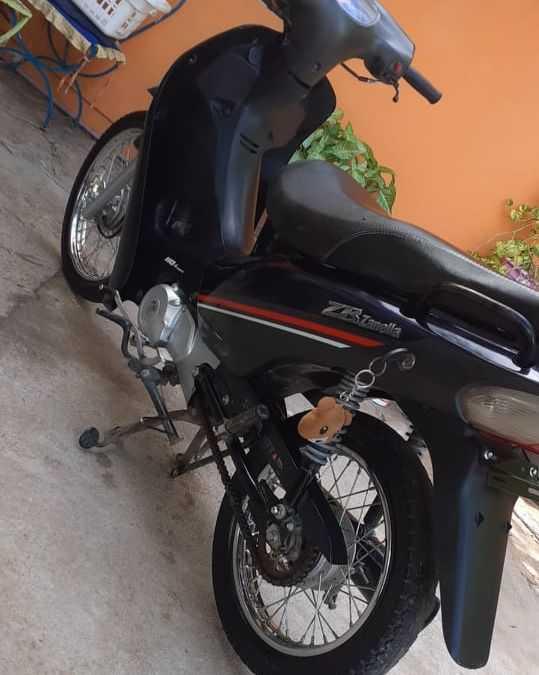 Catriel: robaron otra moto, esta vez en las 400 viviendas