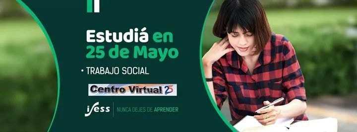 25 de Mayo- Habilitan el cursado a distancia para la carrera Trabajo Social