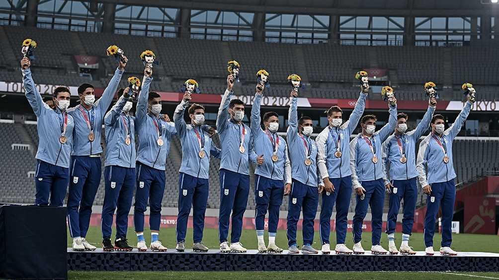 Los Pumas 7 hicieron historia y ganaron la medalla en los Juegos Olímpicos de Tokio