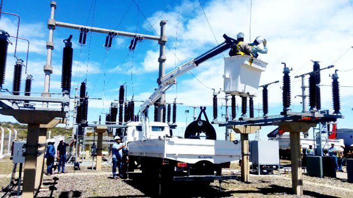 Corte programado de energía en Catriel y 25 de Mayo