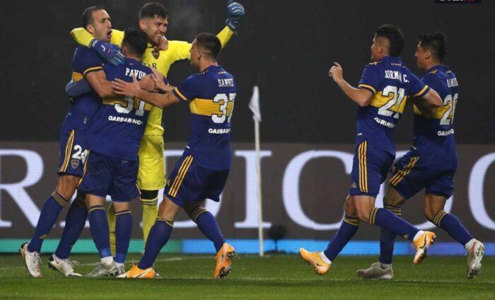 Dos veces en tres meses: Boca volvió a eliminar a River en los penales