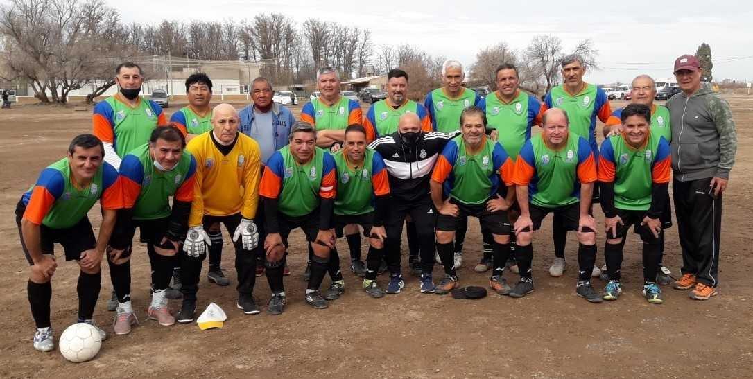 Liga de Veteranos-Punto Unido se coronó en la Maxi50 – Catriel25Noticias.com