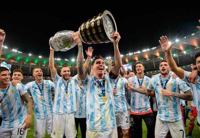 Vuelve el público a las canchas: será con el 30% de aforo en el partido Argentina-Bolivia – Catriel25Noticias.com