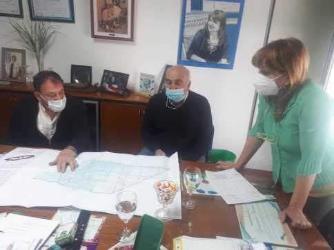 Catriel: la planta de agua potable comienza a ser realidad – Catriel25Noticias.com