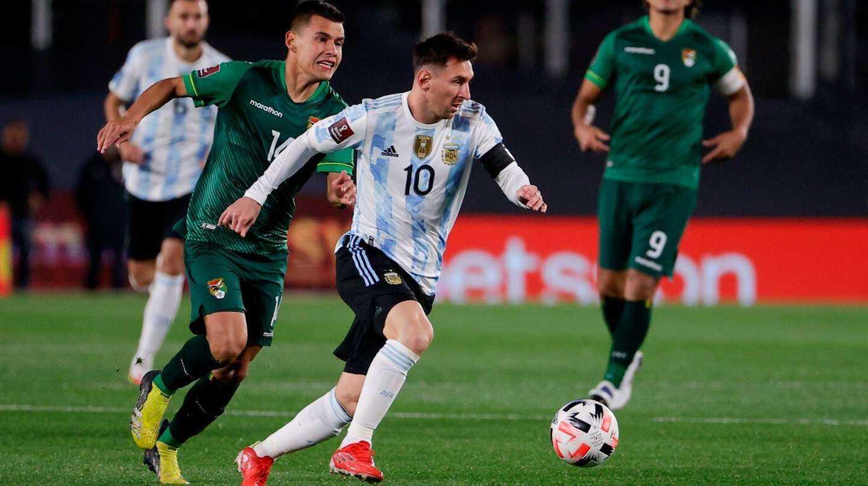 La Selección argentina tendrá un octubre recargado con triple fecha – Catriel25Noticias.com