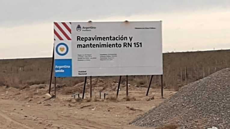 Ruta 151 intransitable: pasan los meses y hay poco movimiento – Catriel25Noticias.com