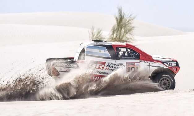 Gran lanzamiento del South American Rally Race en 25 de Mayo – Catriel25Noticias.com