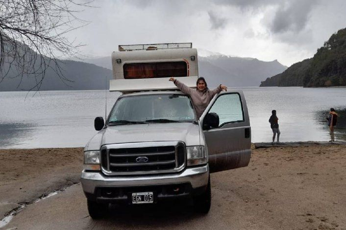 """Se armaron la casa en un vehículo para viajar: conocé a las """"rodanteras"""""""